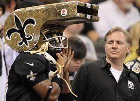 New Orleans Saints super fans series: Whistle Monsta