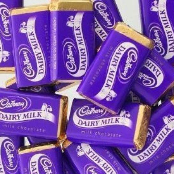 Chocolate ! I luv !