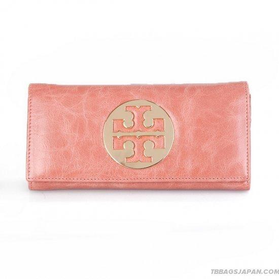珍しいピンクのお財布♡