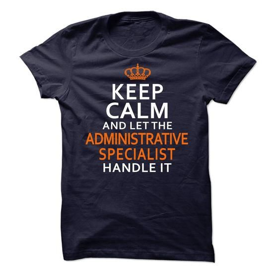 Administrative Specialist - #inexpensive gift #sister gift. TAKE IT => https://www.sunfrog.com/LifeStyle/Administrative-Specialist-63770403-Guys.html?68278