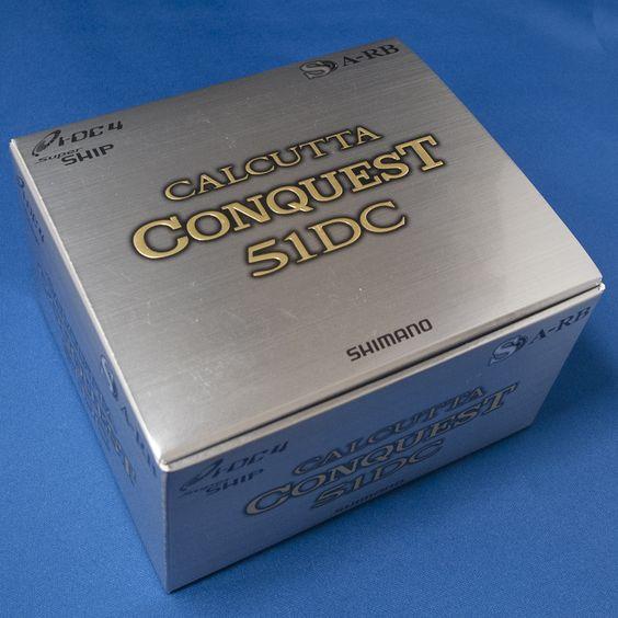 SHIMANO 11 Calcutta Conquest 51DC