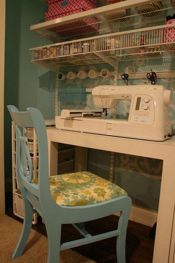 Craft/Sewing Closet :: Hometalk