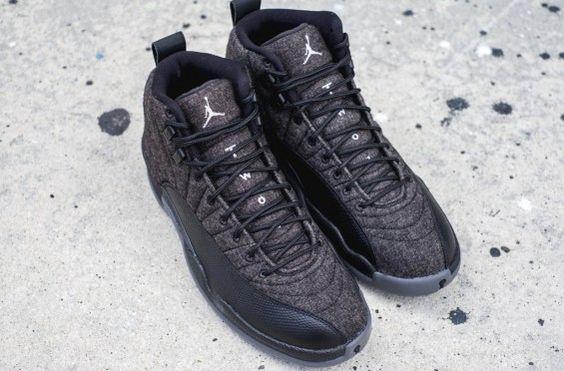 http://SneakersCartel.com Get Ready For The Air Jordan 12 Wool #sneakers #shoes #kicks #jordan #lebron #nba #nike #adidas #reebok #airjordan #sneakerhead #fashion #sneakerscartel https://www.sneakerscartel.com/get-ready-for-the-air-jordan-12-wool/
