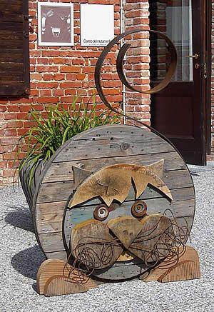 Arte in legno: