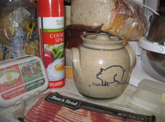 BACON The Favorite Breakfast Meat