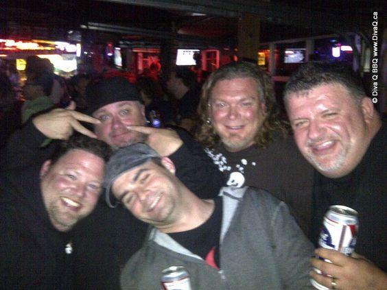 Crazy fun at Knuckleheads Kansas City