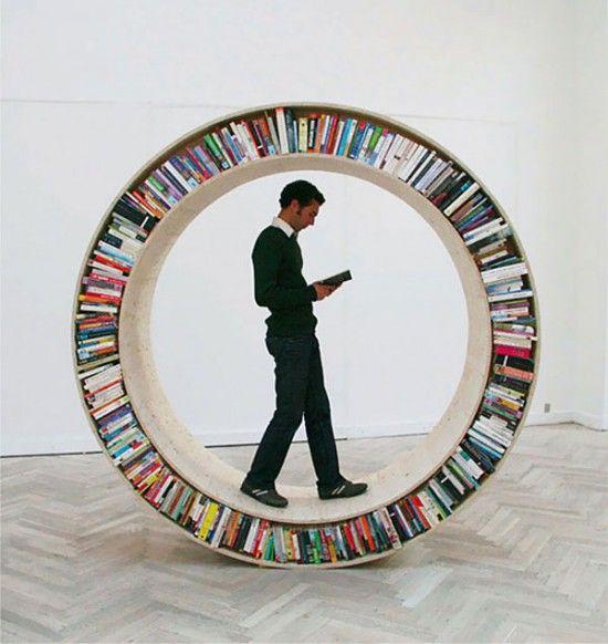 Book Wheel: