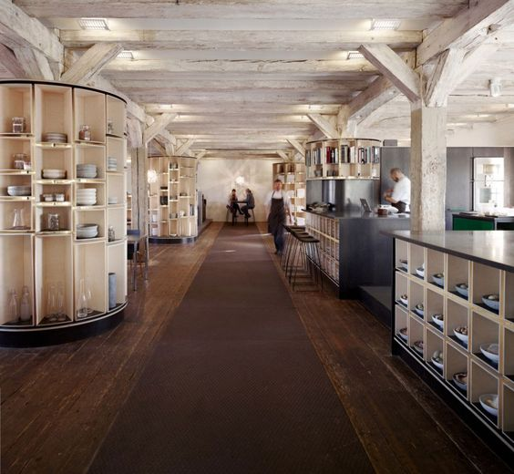 Restaurante NOMA - laboratório     GXN