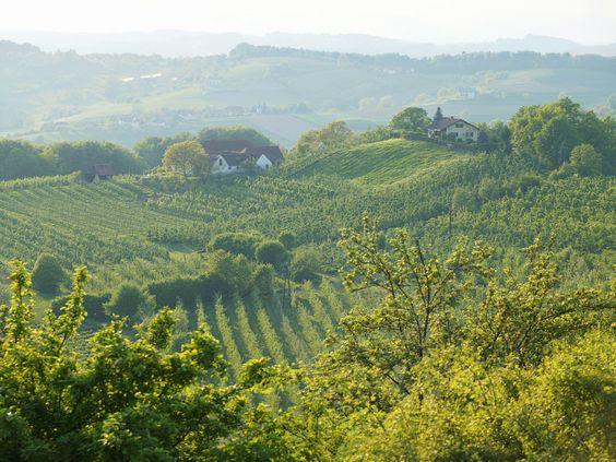 Herzspur-sinnlicher Wanderweg für Paare Bad Gleichenberg : Thermenland Steiermark
