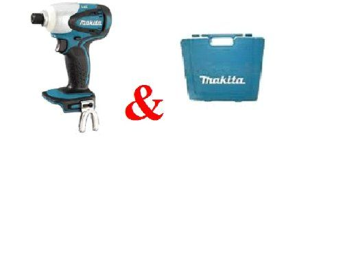 MAKITA LXT 18V BTD140 IMPACT DRIVER WITH CARRY CASE