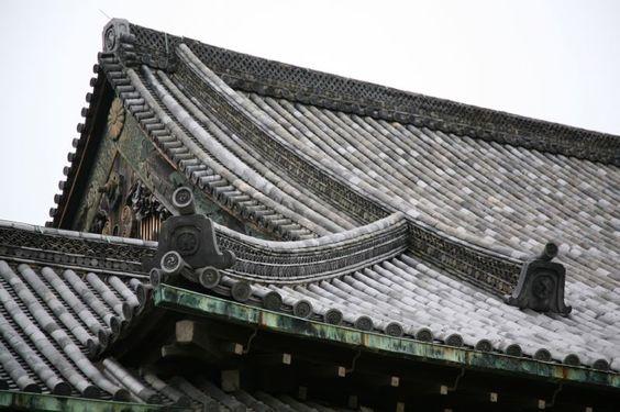Nijo-jo castle  (Kyoto,  Japan)  二条城 ( 京都府 京都市中京区二条通堀川西入二条城)