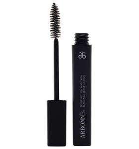 Get ready to be disgusted - were you aware that American mascara contains TAR? You might as well put your eyes on a newly paved road. Arbonne has a tar-free product that is smudge-resistant and conditioning.