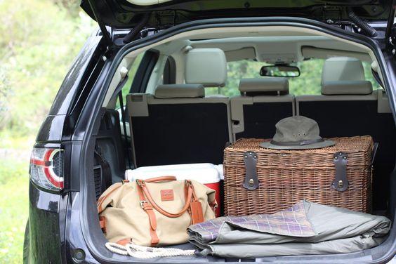 Cesta de picnic de cuatro servicios 4 platos de pl stico - Platos para picnic ...