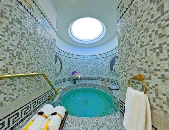 Beijing | Baños Suite Presidencial Raffles Hotel Pekin
