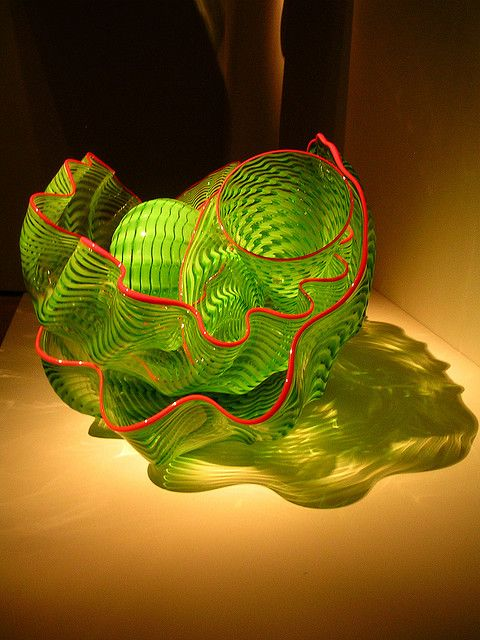 Chihuly at OKC Museum of Art 6 by gohomekiki, via Flickr