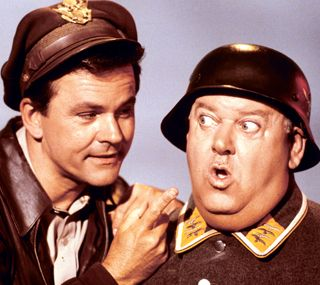 "Hogan's Heroes ...""I know nothing."""