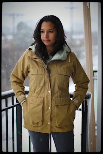 Sierra Designs Parka  Gore Tex 60/40 style  by TheThreadLocker, $95.00