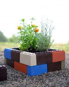 Turn Plastic into Produce: The DIY garden box that is easy to build and good for the environment