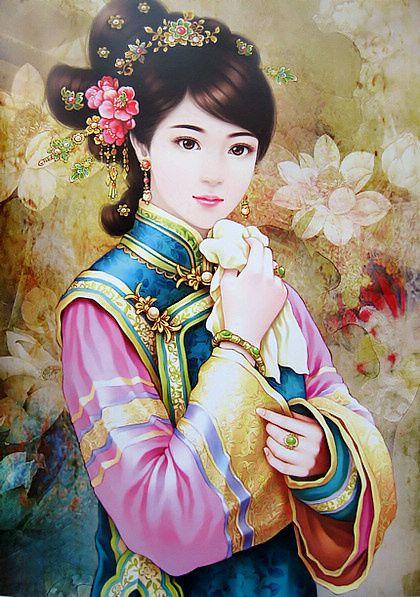 Chinese art -- original source is 404 error now.