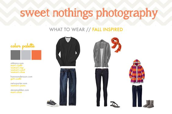 What to Wear - Fall  Courtesy of Inspire Me Baby