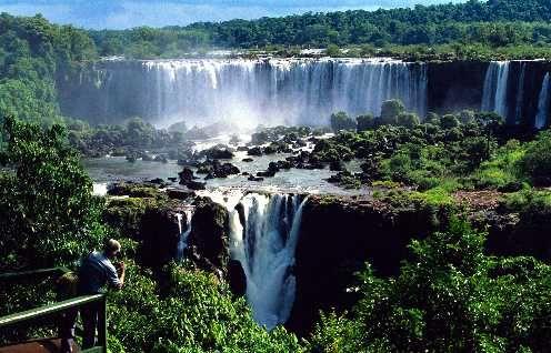 Parque Nacional da Chapada dos Veadeiros - Estado de Goiás - Brasil