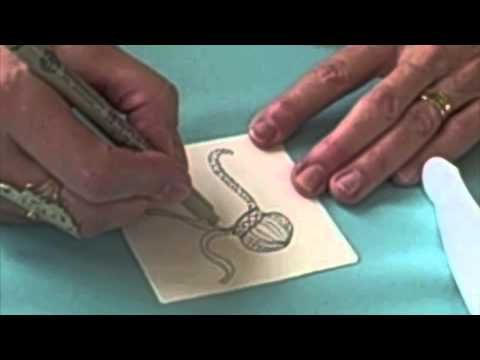 Zentangle Master Class Part B  by:  Suzanne McNeill: