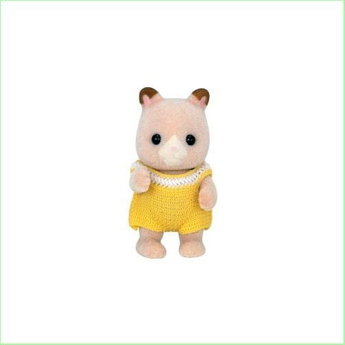 Sylvanian Families Toys Hamster Baby From Green Ant Toys http://www.greenanttoys.com.au/shop-online
