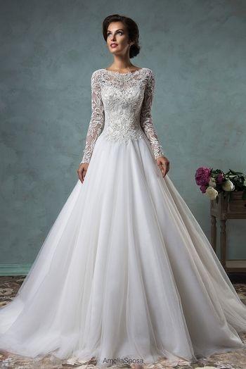 Robe Mariée Mariage Juif Jewish wedding   Amelia Sposa