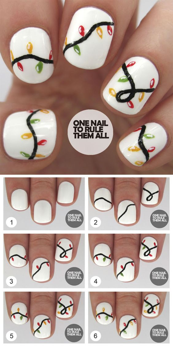 13 Christmas nail art tutorials you NEED in your festive life: