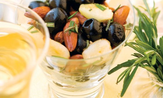 Mediterranean Roasted Olives | Lindsay Olives