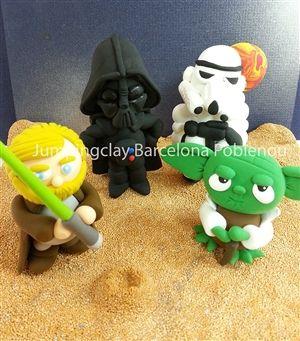 Talleres adultos: Star Wars - JumpingClay Barcelona Poblenou