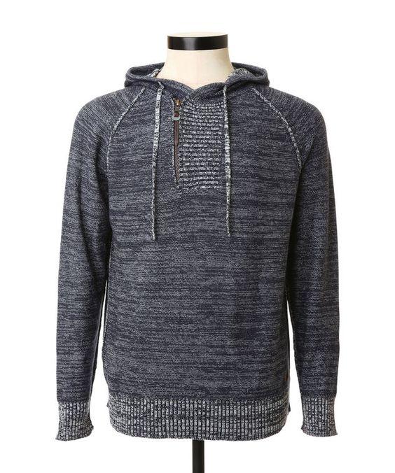 Raglan Hooded Sweater | PROJEK RAW