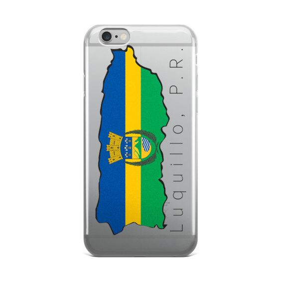 Luquillo iPhone case