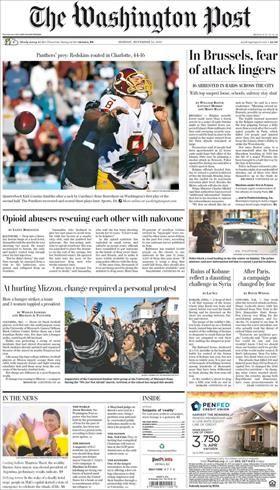 The Washington Post de hoy