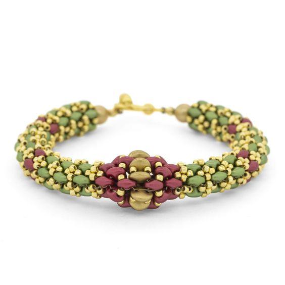Christmas Chainon Bracelet   Fusion Beads Inspiration Gallery