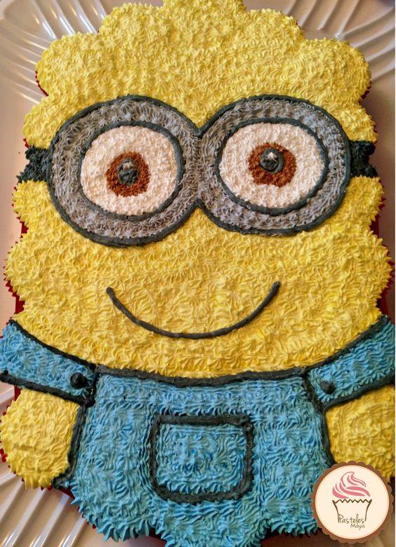 El panqué hecho pastel: