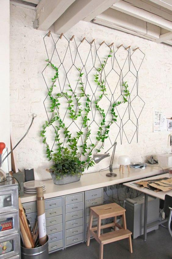 regardsetmaisons: Comment utiliser la nature pour réaliser une décoration murale dans votre intérieur