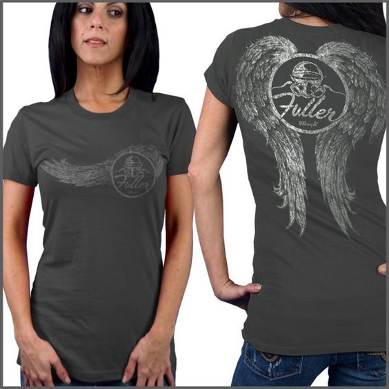 LADY FULLER ANGEL WING SHIRT
