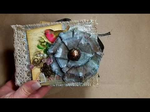 7Gypsies Easter Mini Burlap
