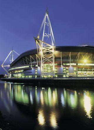 Cardiff, Wales (Millennium Stadium/ Welsh Rugby Union)