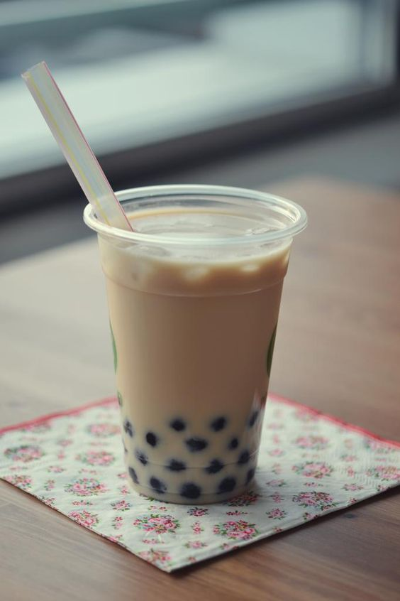 *Squeaky Swing ** Bubble Tea selbstgemacht