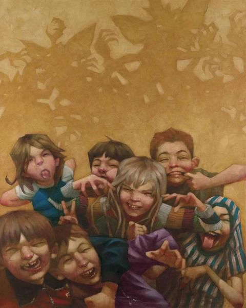 Never Feed Them After Midnight, by Craig Davison