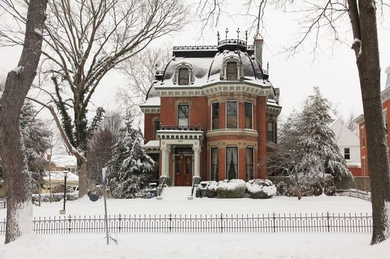 Downtown Quincy Il Quincy Victorian Homes Illinois In