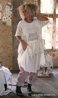 Magnolia Pearl*Cotton Cecilia Dress*Une P'tite merveille*Robe Cecilia* – Là p'tite MôMe Bohème Chic