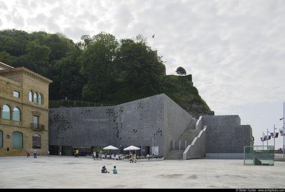 San Telmo Museum Extension in San Sebastian, Spain by Nieto Sobejano Arquitectos