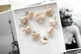 Pretty Parisian / Wedding Style Inspiration / LANE