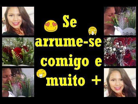 Se arrume se comigo, Tcc, Buque de flores - Por Flávia Carvalho