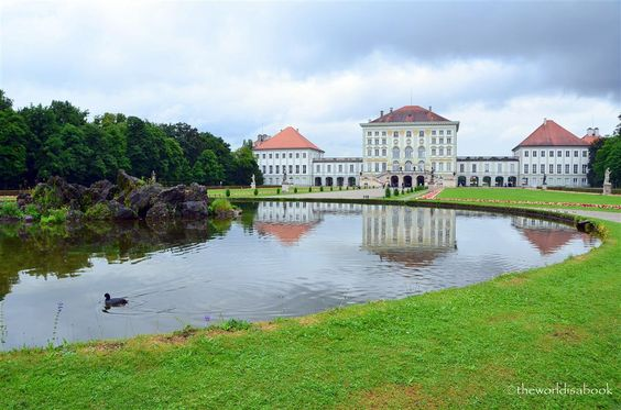Exploring Nymphenburg Palace #Munich #germany
