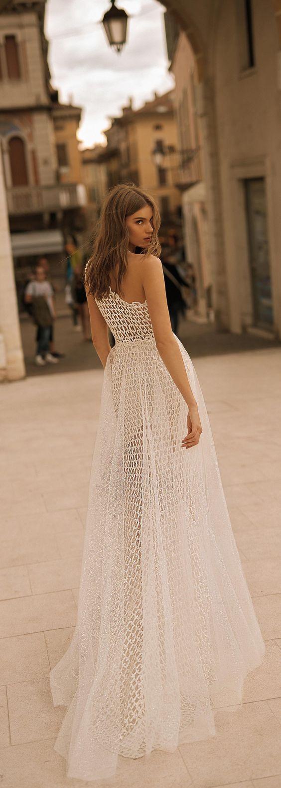 Effortless beautiful wedding dresses