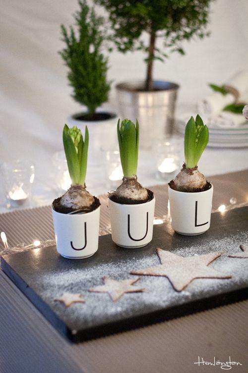 A lovely Christmas decoration! #jul #christmas #danish Photo by Hemlängtan